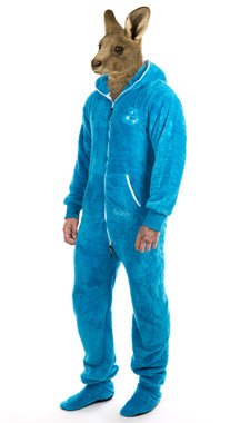 Skippy teddy new blue