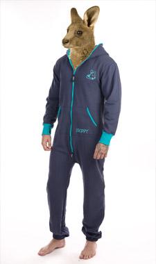 Skippy navy mint