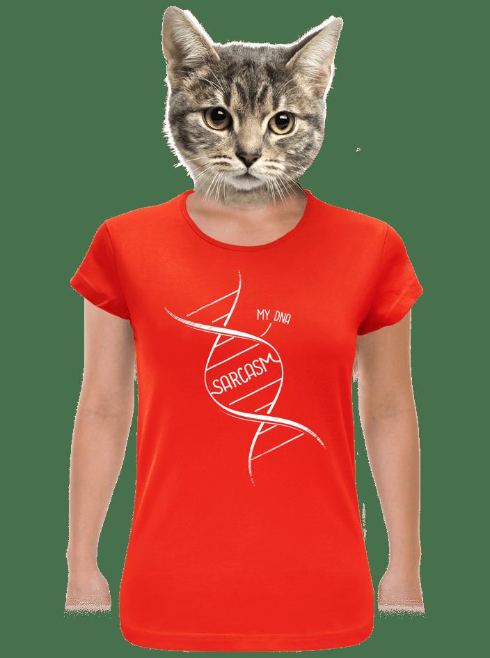 Sarcasm női póló