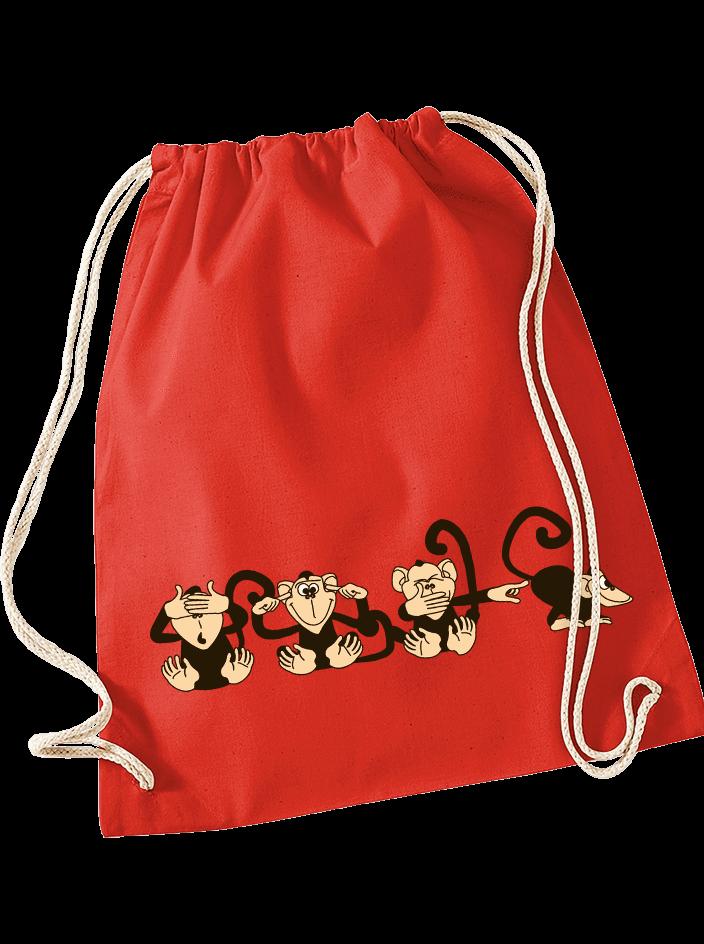Majmok hátizsák