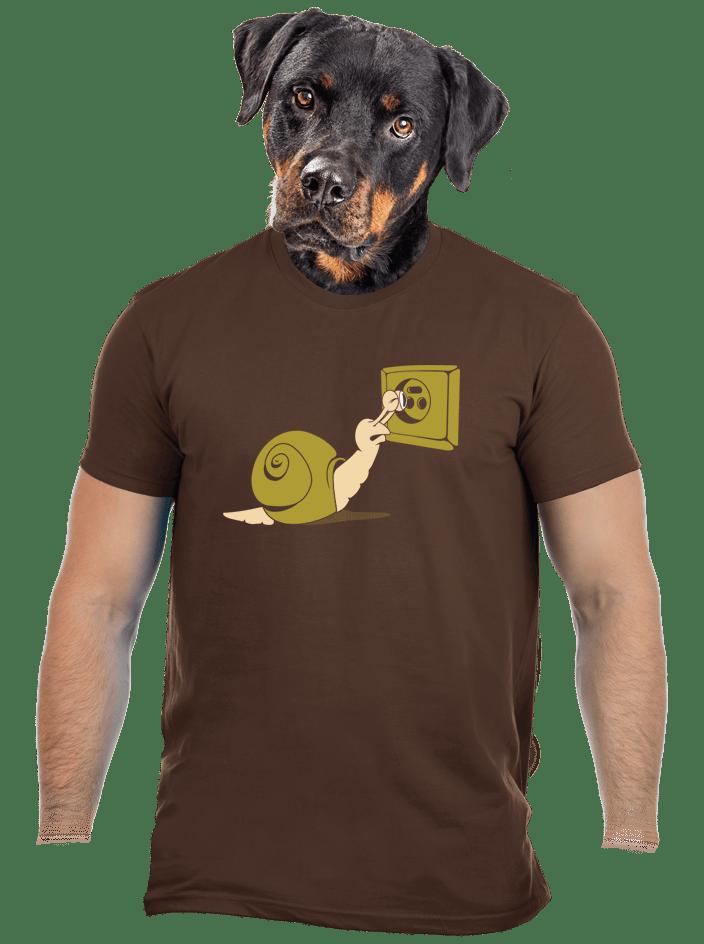 Kukkolás férfi póló