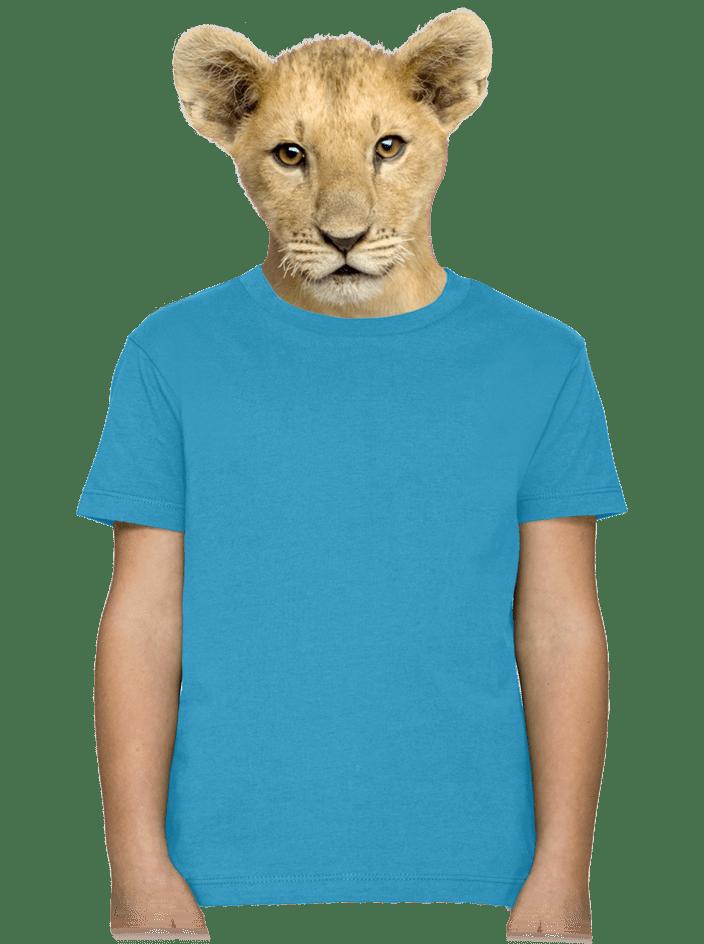 Gyerek póló kék