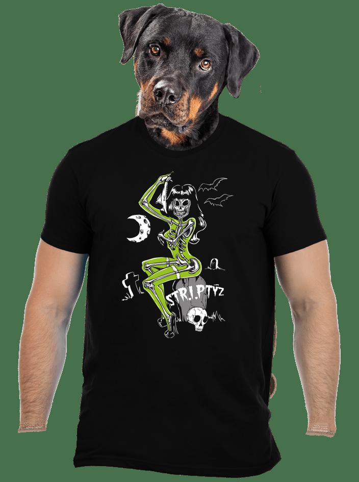 Sztriptíz férfi póló