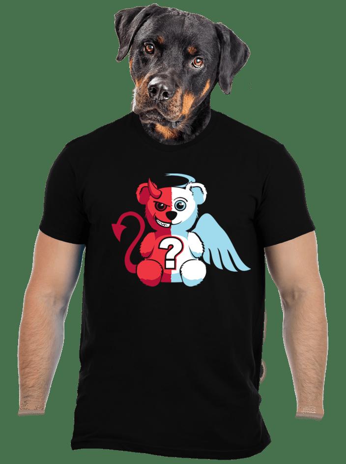 Angyal vagy ördög férfi póló
