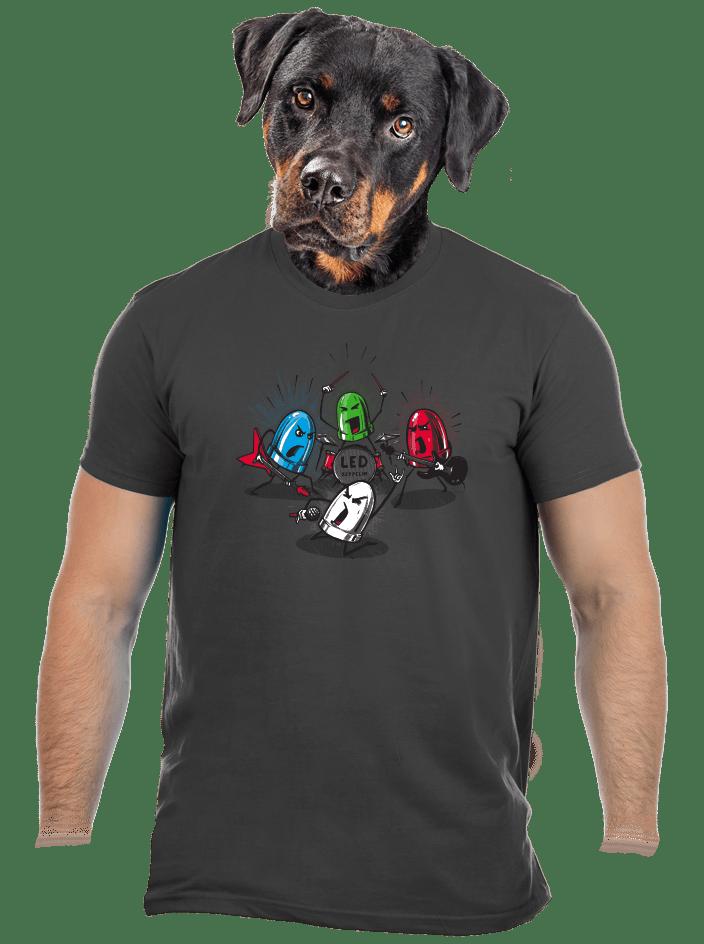 Led Zeppelin férfi póló