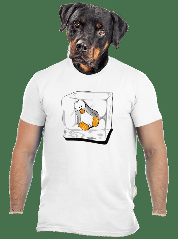 Pingvin férfi póló