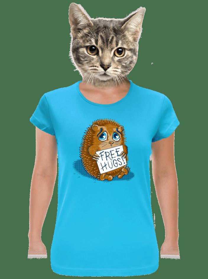 Ölelés ingyen női póló