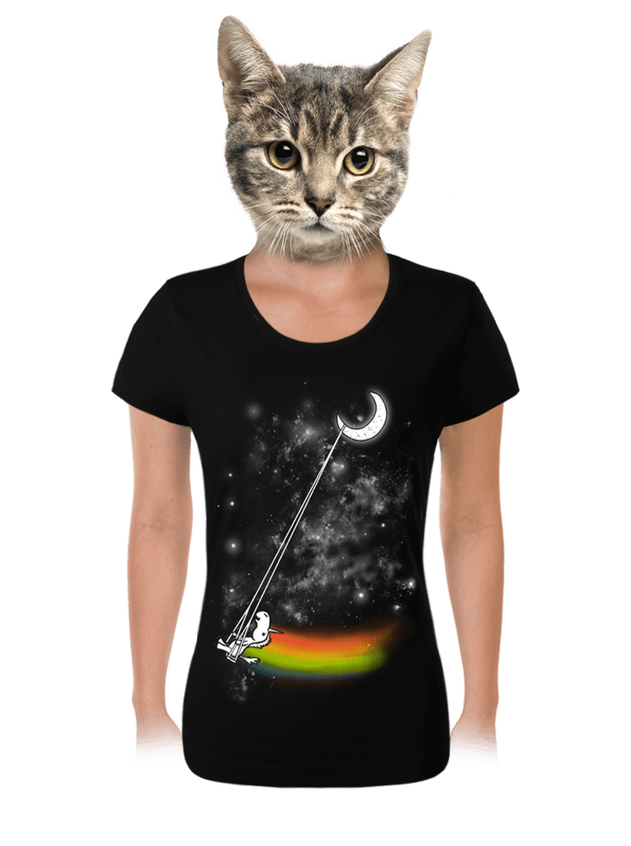 Unicorn Universe női póló