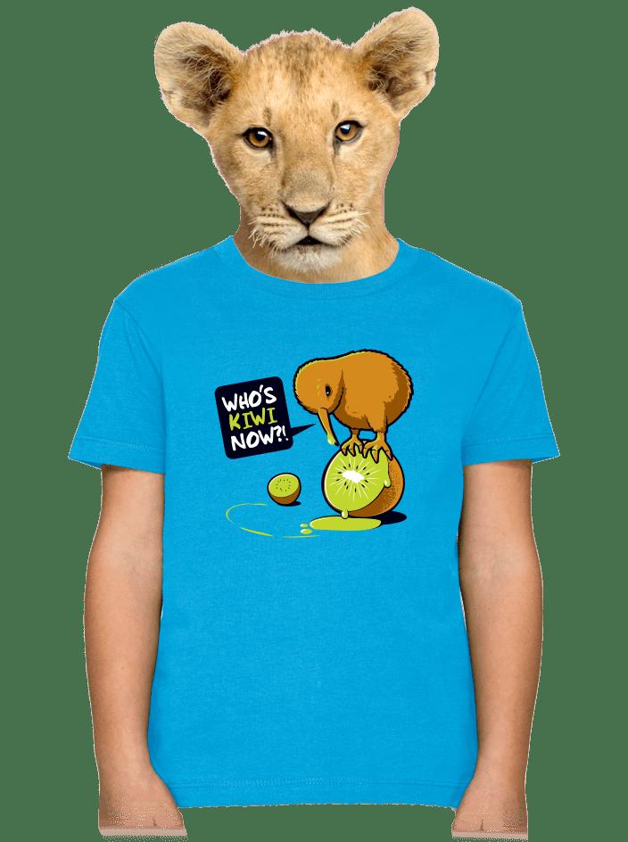 Kiwi gyerek póló