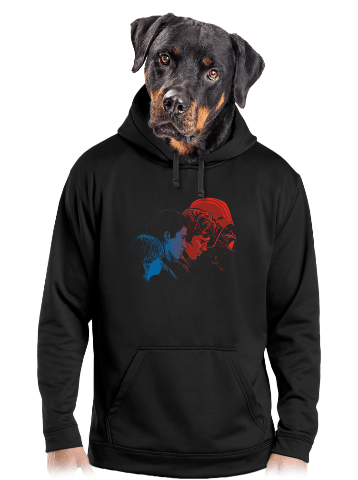 Vaders evolution férfi pulóver