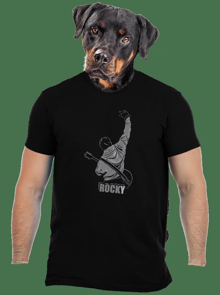 Rocky férfi póló