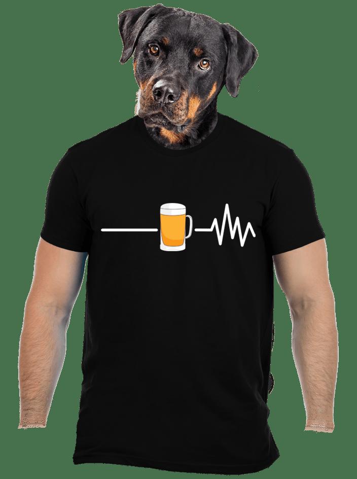 Beer help férfi póló