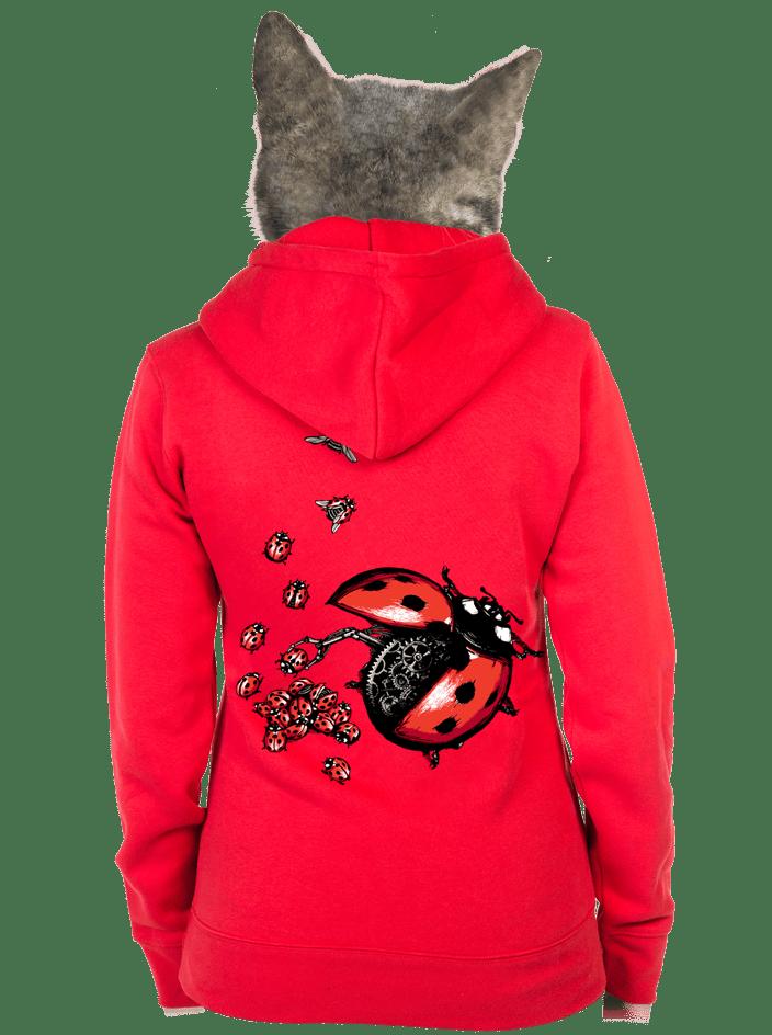 Ladybird Factory női pulóver