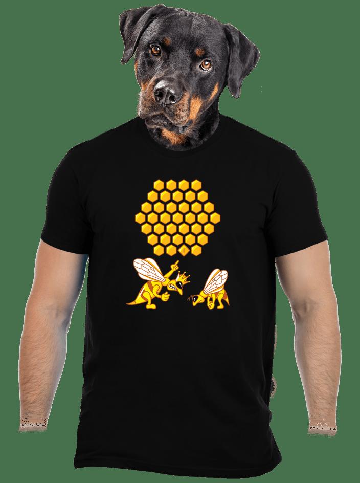 Édes baki férfi póló