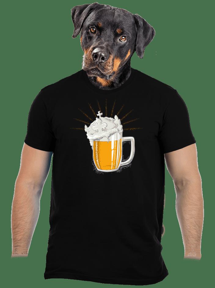 Sörkirály férfi póló