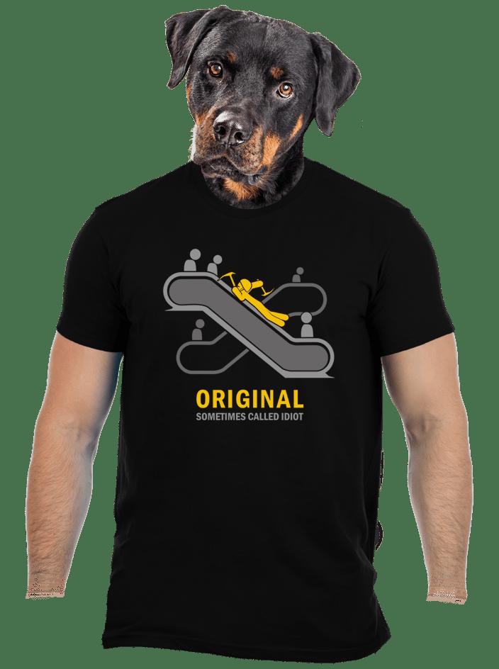 Eredeti férfi póló