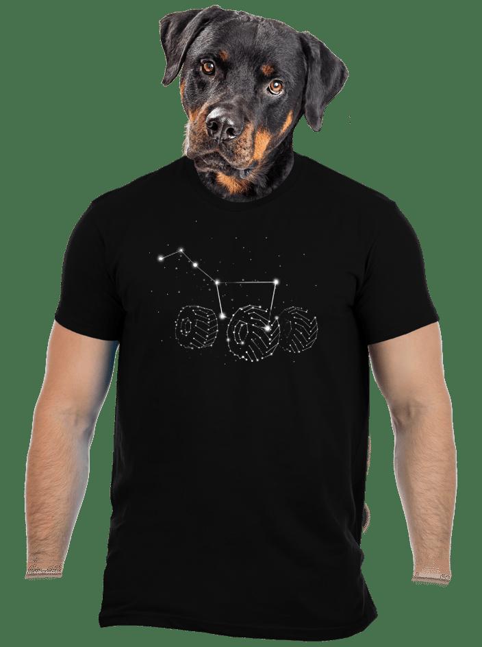 Göncölszekér férfi póló