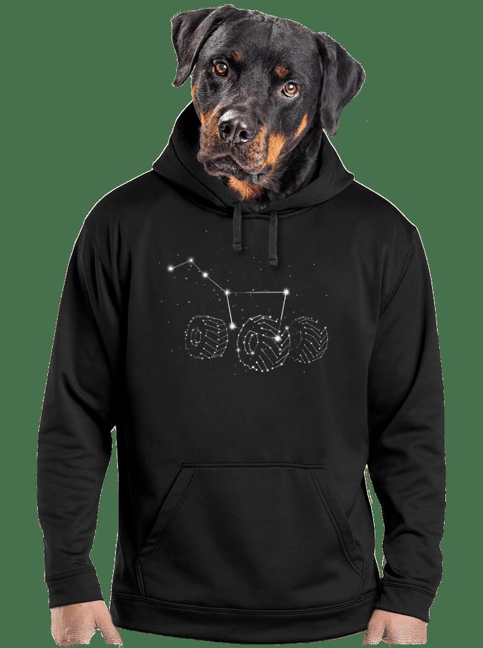 Göncölszekér férfi pulóver