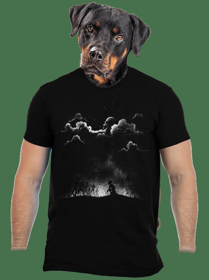 Nightmare férfi póló