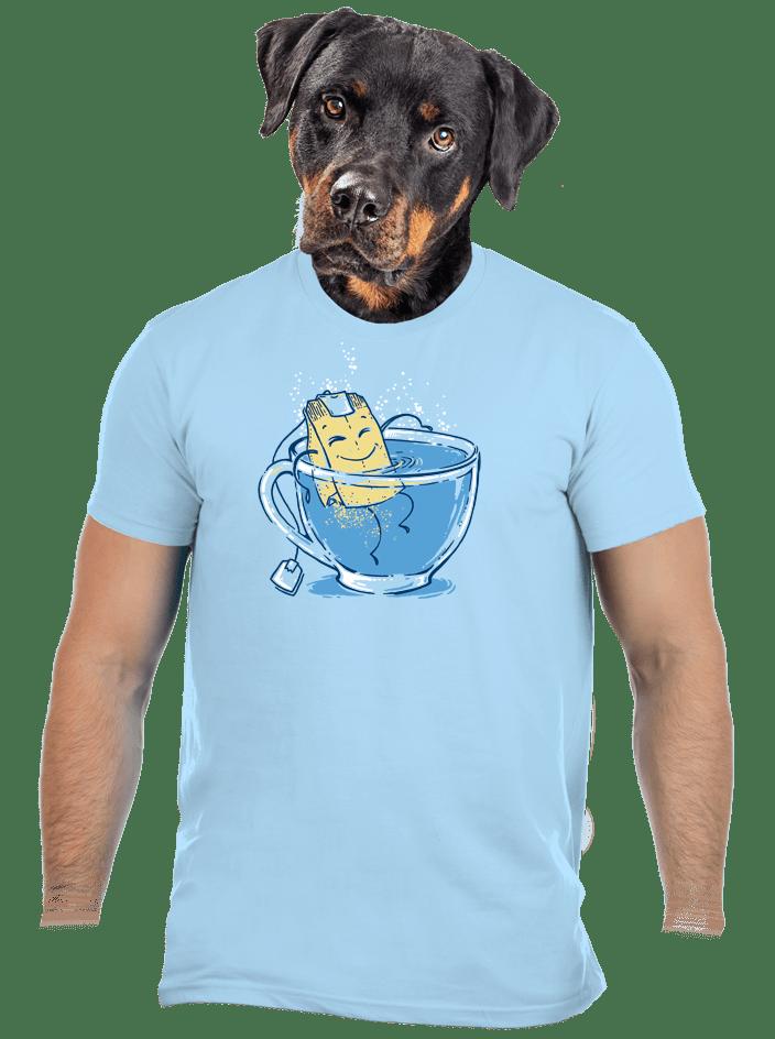 Lazítás férfi póló