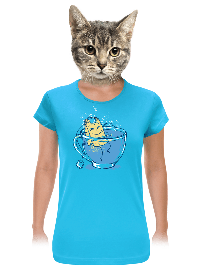 Lazítás női póló