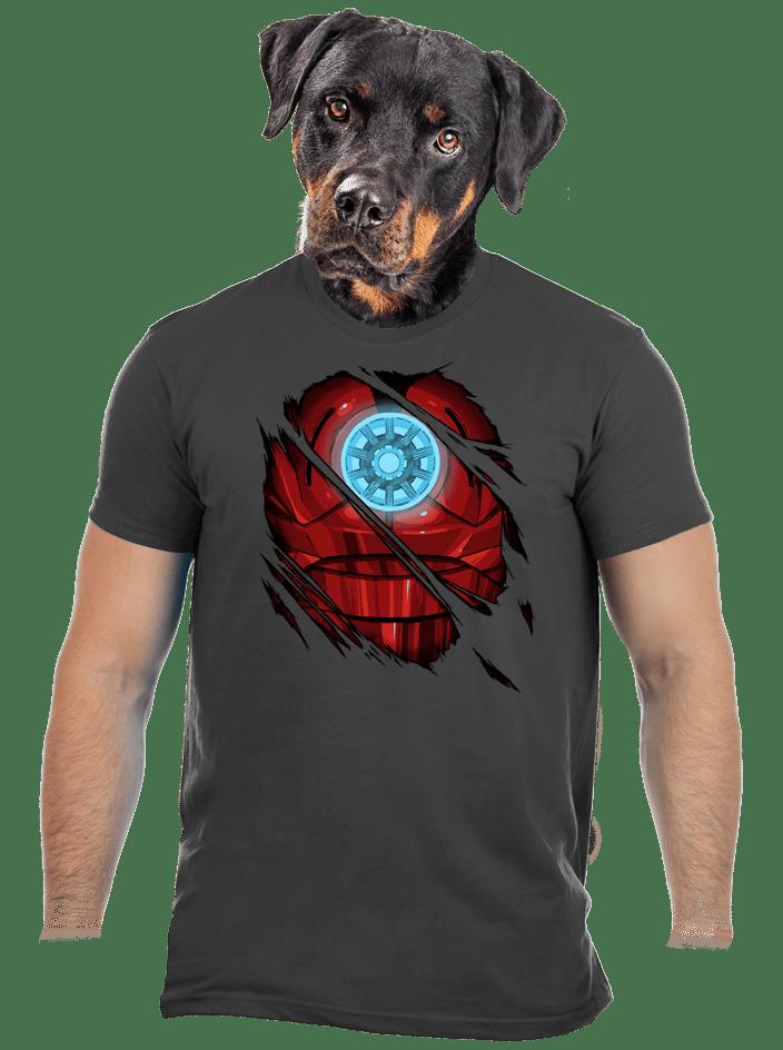 Ironman férfi póló