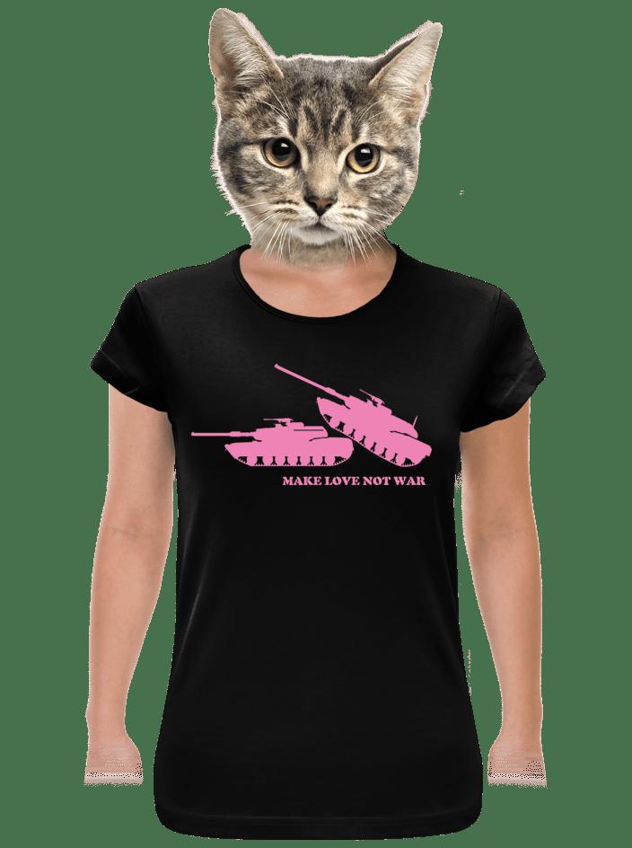 Tankok női póló