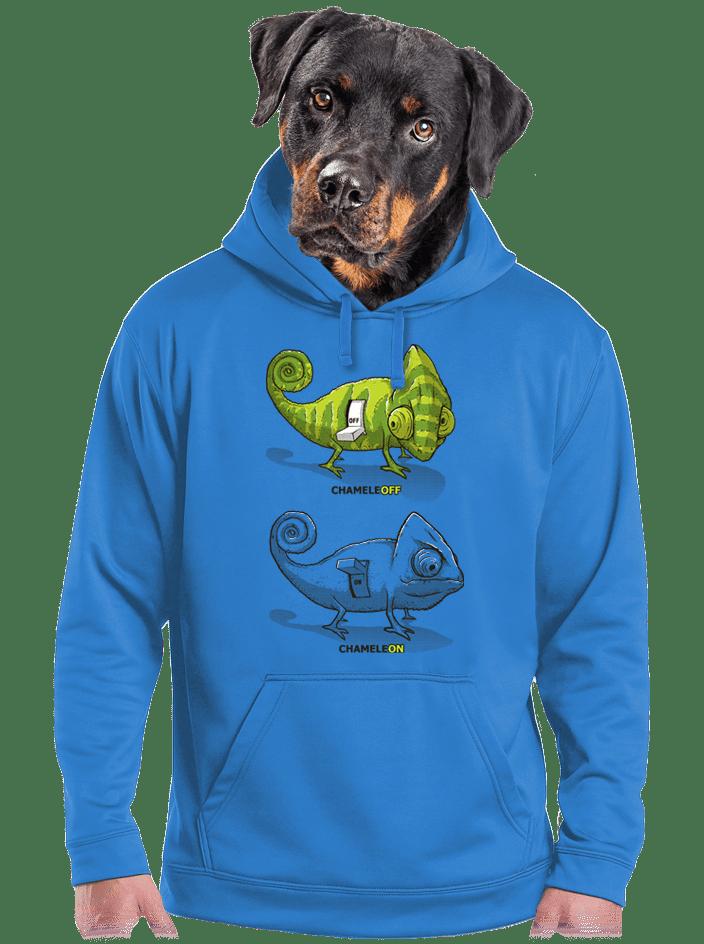 ChameleON ChameleOFF férfi pulóver