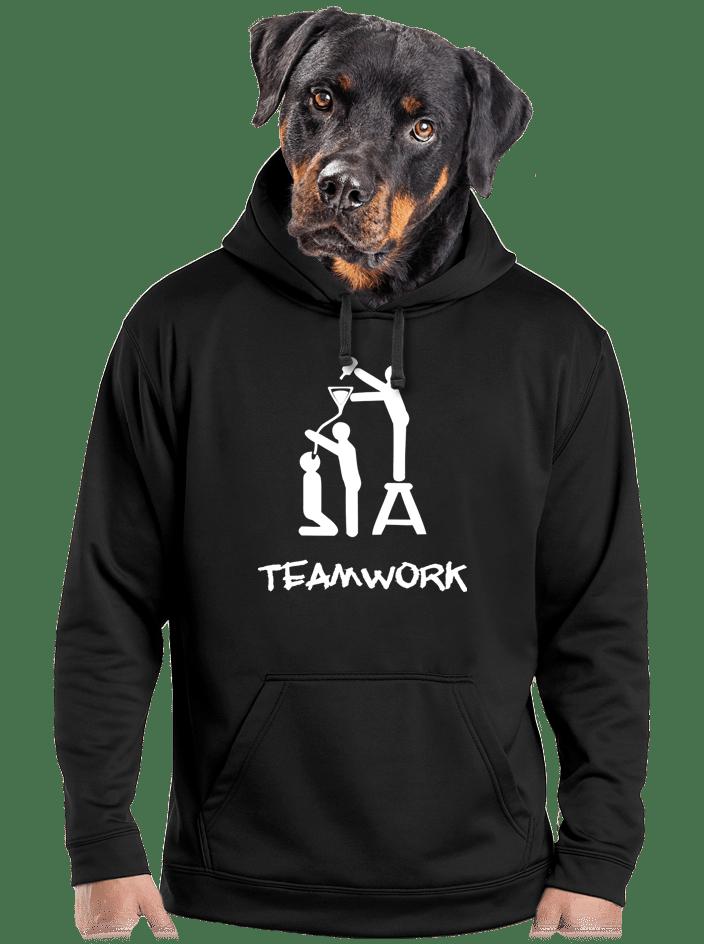 Teamwork férfi pulóver