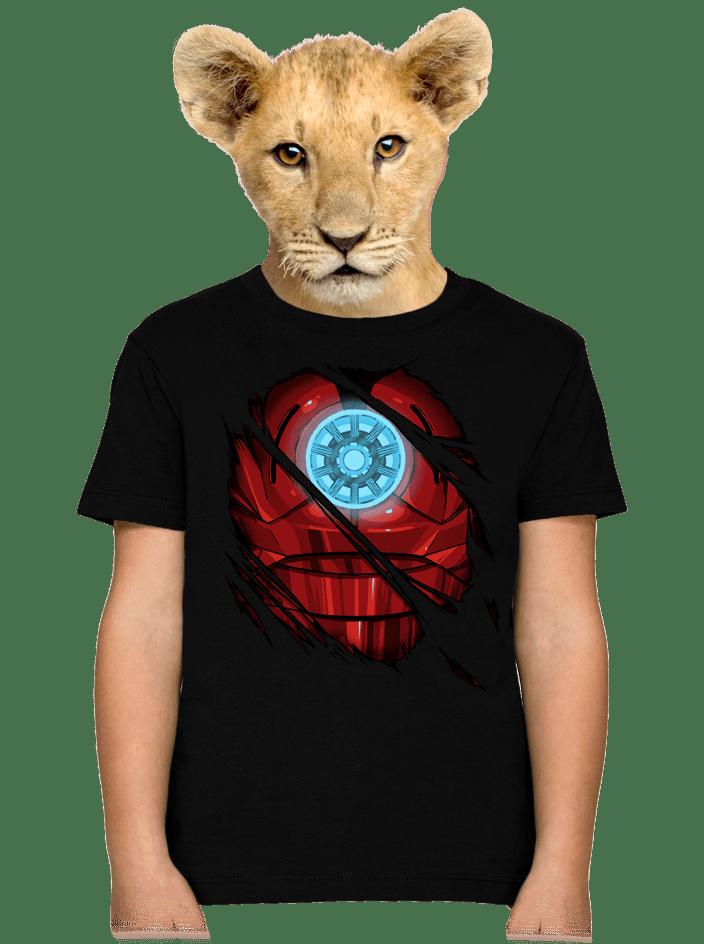 Ironman gyerek póló